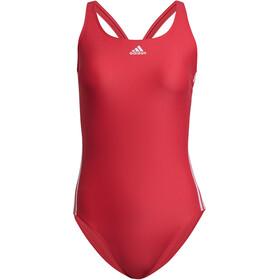 adidas SH3.RO 3S Swimsuit Women power pink/white